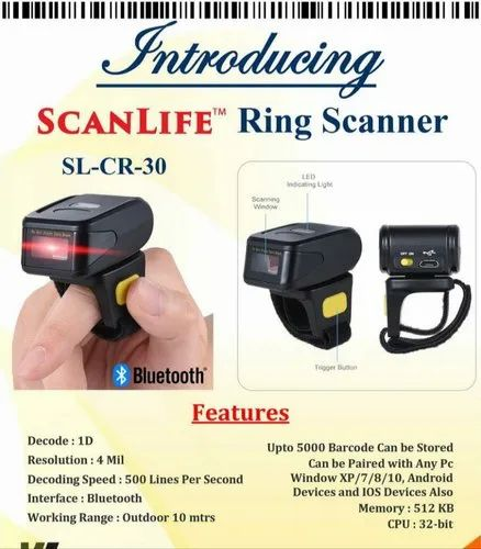 Ring Scanner Android