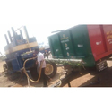 Turmeric Steamer Tractor Trailer