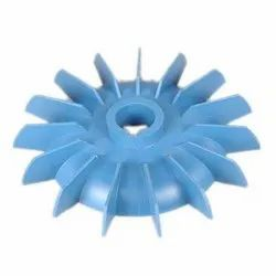 Round Plastic Motor Cooling Fan