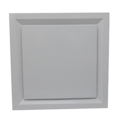 Plaque Type Ceiling Diffuser