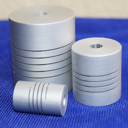 Flexible Encoder Coupling