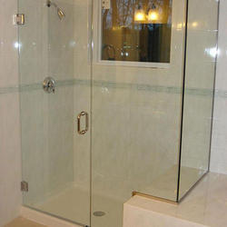 Toughened Glass Work, for Hospitality