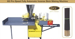 6g Pro Speed Fully Automatic Incense Stick Making Machine
