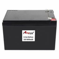 Li-Ion Battery Pack 36V 8800 Mah