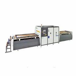 Vacuum Membrane Press Double Trolley J-1252 In