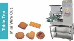 Table Top Mini Cookie Wire Cut Machine