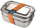 Stainless Steel Two Tier Tiffin
