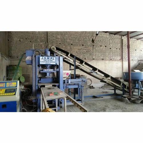 High Pressure Fly Ash Brick Making Machine