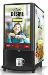 Double Option Coffee Vending Machines