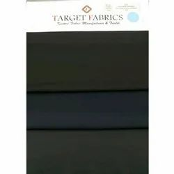 Plain 100% Polyester Ponte Fabric