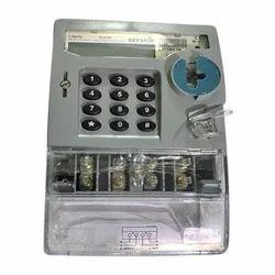 Single Phase Dual Prepaid Energy Meter