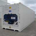 Used Insulated Container On Lease