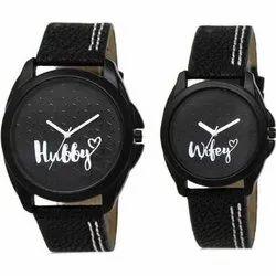 Analog Wrist Watch Set