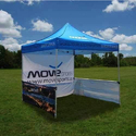 Multicolor Promotional Tent, For Promotions And Marketing