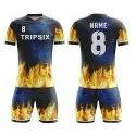 Nylon Jersey Sublimation Printing Service, Client Side