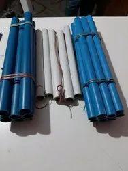Pvc Plumbing Pipes, Length of Pipe: 6 m