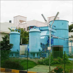 Sugar Industrial Sewage Treatment Plant