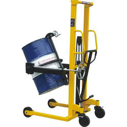 Hydraulic Barrel Lifter