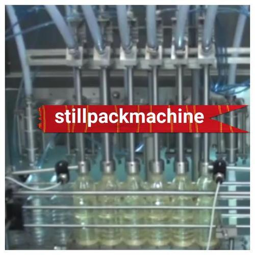 Syrup Liquid Filling Machine