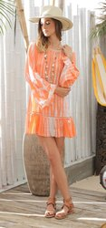 Tie Dye Resort Tunic