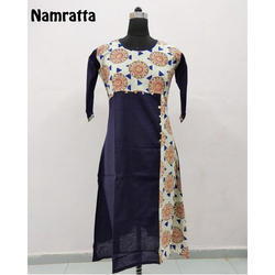Handloom Catalogue Kurti