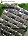 Decorative PVD Titanium Coated Stainless Steel Sheet