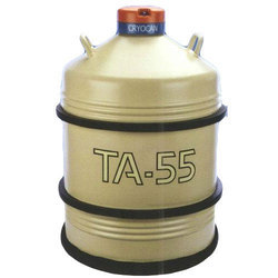 Liquid Nitrogen Container Cryocan IOCL TA55