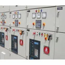 Siemens Switch Gear Panels