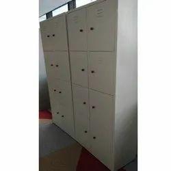 Paint Coating Key Lock Employee 8 Door Locker Cabinet for Industrial