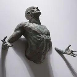 FRP Wall Sculpture