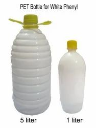Transparent 1 Litre Phenyl Bottle, Packaging Type: Polypack