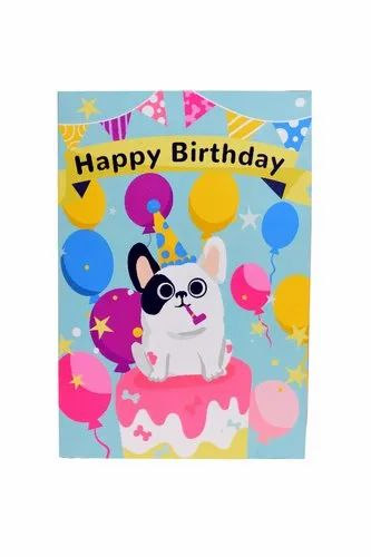 Stupendous Happy Birthday Musical Singing Voice Greeting Card At Rs 100 Piece Personalised Birthday Cards Cominlily Jamesorg