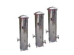 Sanipure Stainless Steel Filter Housing, For Industrial