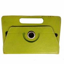 Green Mobile Flip Cover