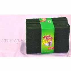 10 In 1 Green Scouring Pad