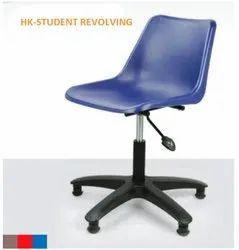 Hk-Student Revolving Chair