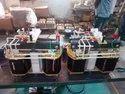 3 Ph To 1 Ph Transformer - Open Delta Transformer In Open Execution