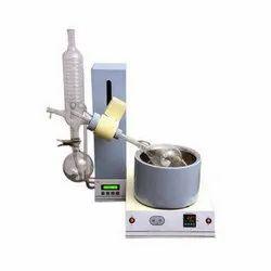 Automatic Rotary Vacuum Evaporator Vertical