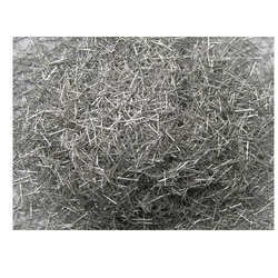 Steel Fibres, For Construction, Packaging Type: Loose