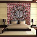 Wall Tapestry Mandala Wall Hanging