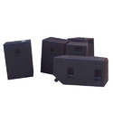 EAW Style Dual Bass Empty Cabinet