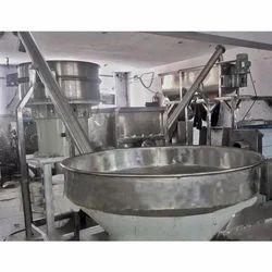 Pasta Plant 500kg/h