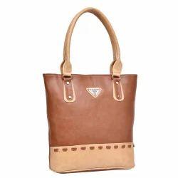 Ladies Plain Handbag