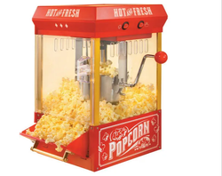 Popcorn Gas Machine