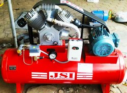 5 Hp 220 Lit JSI Brand Elgi Model Air Compressor ISO 9001 : 2015
