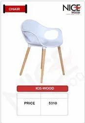 Ice Wood  Chair