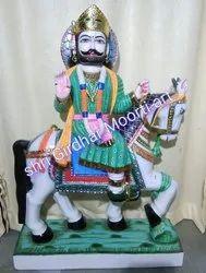 Marble Statue Ramdev Ji