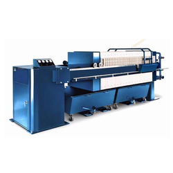 Effluent Filter Press