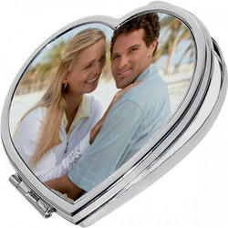 Sublimation Compact Mirror Photo Frame