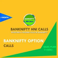 HNI Calls In Banknifty Option - 3 Month